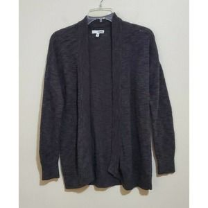 Sonoma Open Front Cardigan Sweater Fall Outerwear
